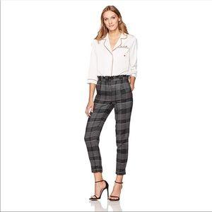 Plaid crop trouser Dear Drew